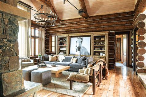 montana home renewed  rustic style