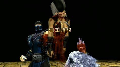 Finish Him! A Mortal Kombat Fatality Retrospective (part 2