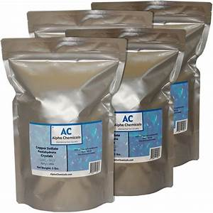 Alpha Chemicals - 20 Pounds