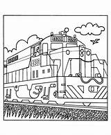 Coloring Pages Steam Engine James Train Printable Colouring sketch template