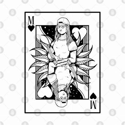 Deck Culture Pop Cards Funny Monalisa Playing