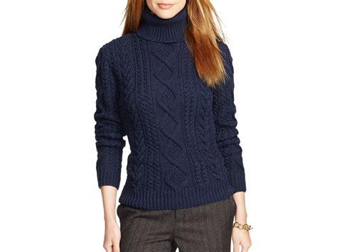 By Cable Knit Lauren Lauren Ralph Sweater