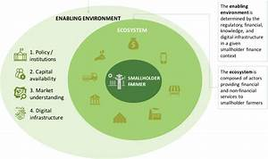 Enabling Environment And Smallholder Finance  A Complex