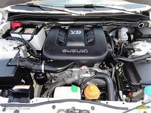 2006 Suzuki Grand Vitara 4x4 2 7 Liter Dohc 24