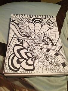 Trippy Abstract Drawings Trippy Drawing By Martavilao