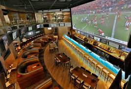 6 Sports Bar Interior Design The Best Sports Bar In Every NFL City I Am New York And Bar