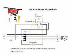 Hoist Circuit Diagram