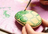 Turtles Rock Painting Ideas