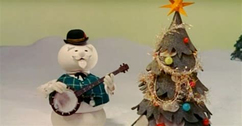 burl ives christmas song