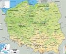 Map of Poland - TravelsMaps.Com