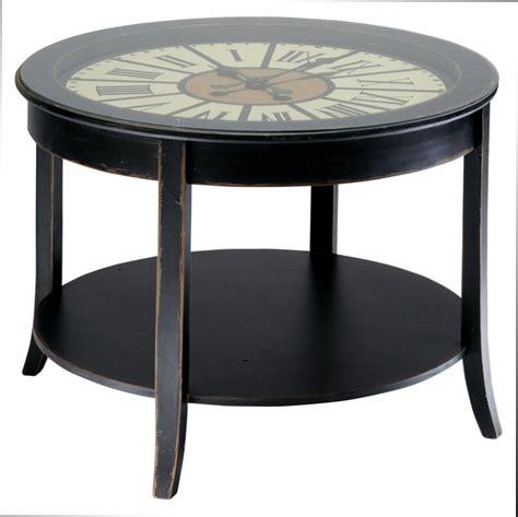 Maison Du Monde Tisch by Table Basse Horloge Maison Du Monde