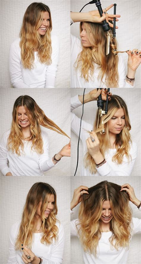 How to Get Perfect Beachy Curls   A Cup of Jo