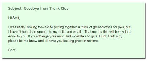 breakup email   stop   send