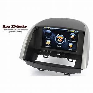 Gps Clio 4 : le desir renault clio 7 tft car dvd player with gps bluetooth fm twm c126 us ~ Medecine-chirurgie-esthetiques.com Avis de Voitures