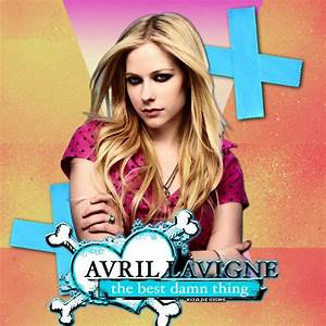 Avril Lavigne The Best Damn Thing by KitaTheCrystalBlues ...