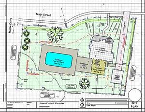visisiteplan set visio app for surveys and site plans With building site plan template