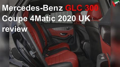 In 2020, it got a slight facelift and updated infotainment system. Mercedes-Benz GLC 300 Coupe 4Matic 2020 UK review - YouTube