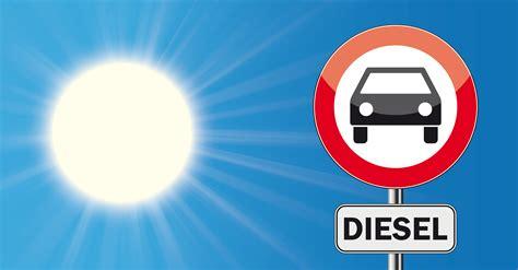 diesel fahrverbote europa the european