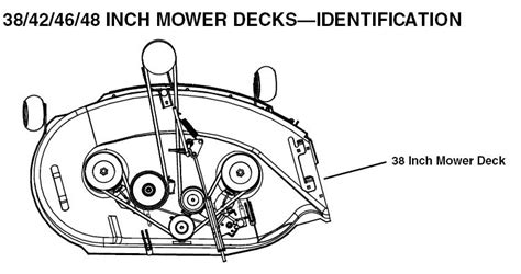 deere mower deck belt routing wiring diagram for a huskee lt 4200 wiring get free
