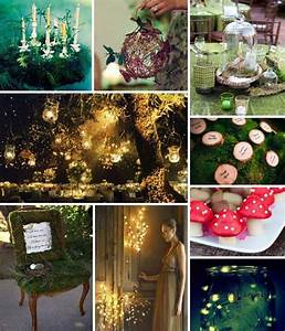 enchanted forest theme wedding fall forest fantasy With enchanted forest wedding ideas