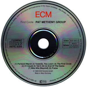 pat metheny circle pat metheny circle 1984 avaxhome