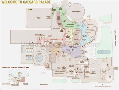 Caesars Palace Forum Shops Floor Plan ceasar s palace indoor map las vegas trip 2015