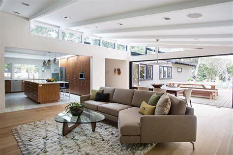stunning mid century modern home  california home
