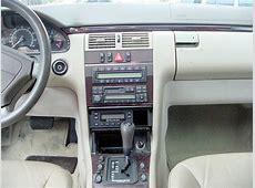 1997 Mercedes E420 Parts Car Stock #004510