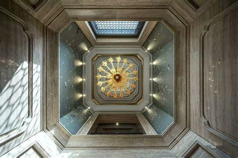 neoclassicism interior design idea  cad blocks