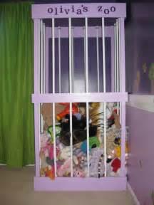 Wood Plans Toy Storage by Diy Stuffed Animal Zoo