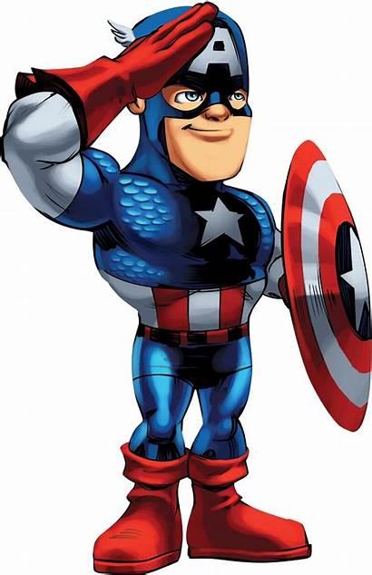 Super Squad Marvel Hero Clipart Clip Heroes