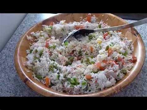 cuisine tunisienne salade de riz tunisienne cuisine tunisienne