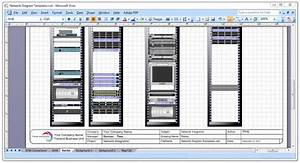 Diagram  Microsoft Visio Network Diagram Templates Full