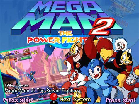 Mega Man 2 The Power Fighters 960708 Usa Rom Capcom