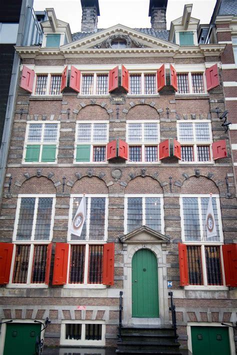 musee de la maison de rembrandt chez rembrandt 224 amsterdam la vie de lilie