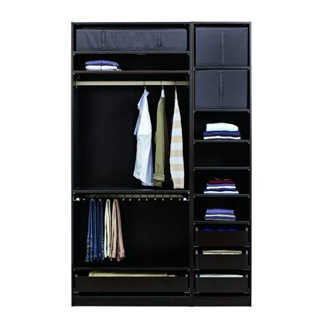 Buy Black Wardrobe by 10 Of The Best Fitted Wardrobes Ideal Home