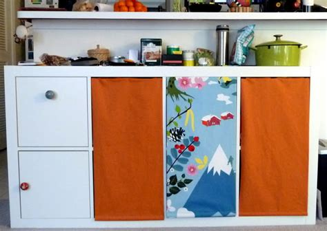 Kitchen Hacks Orange by Expedit Kitchen Storage Hack Ikea Hackers Ikea Hackers