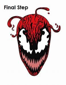 Carnage Marvel Face   www.pixshark.com - Images Galleries ...