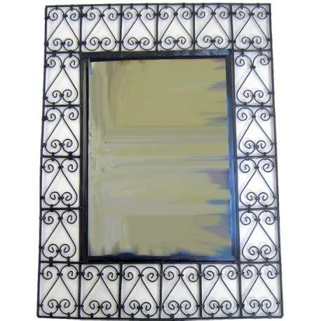achat miroir marocain miroir en fer forg 233 riad pas cher