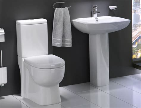 Combined Toilet & Basin Sets From Bathshop321