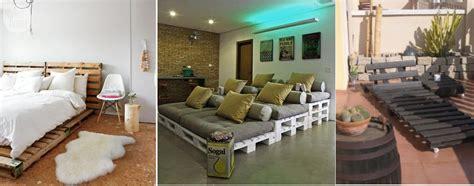muebles reciclados crear muebles con palets reciclados pictures