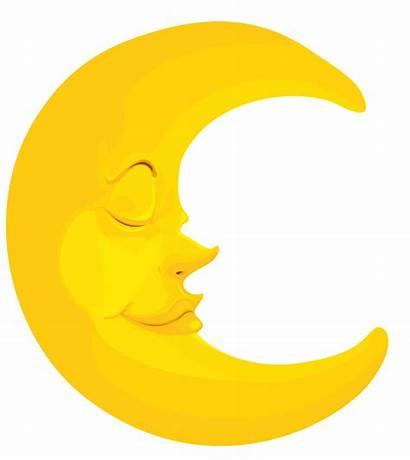 Moon Clipart Sleeping Clip Clipground
