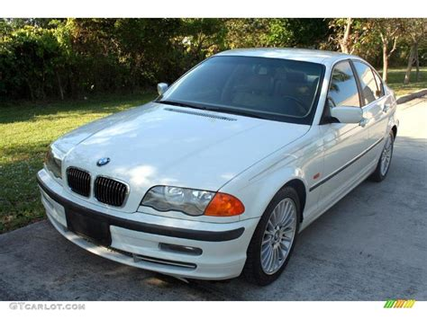 2001 Alpine White Bmw 3 Series 330i Sedan #22916238