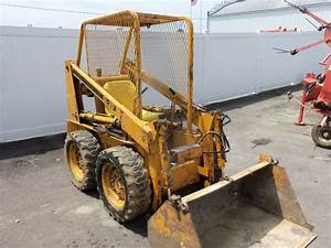 Ford Cl20 Skid Steer Loader