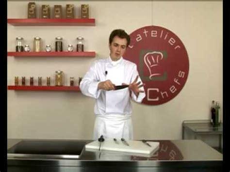 choisir couteau cuisine technique de cuisine choisir le bon couteau