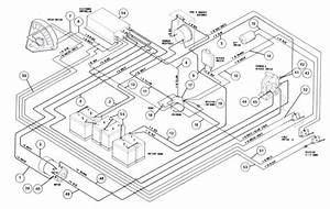 10 Best Golf Cart Wiring Diagrams Images On Pinterest