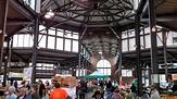 Lifelong Michigander: Day Three: Eastern Market. Detroit's Gem