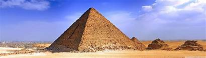 Pyramid Pyramids Dual Egypt