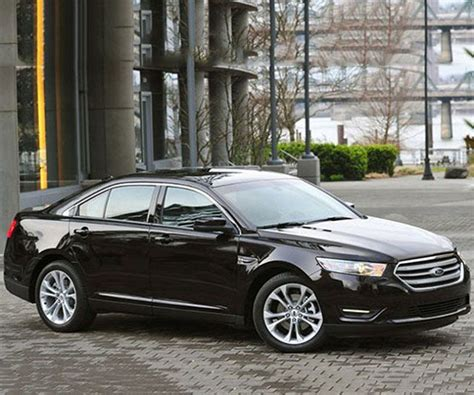 What To Expect From The Ford Taurus Of 2019 Model Year
