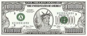 mrs pearlmutter39s library media place put your face on With million dollar bill template